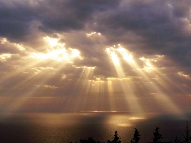 God is Spirit